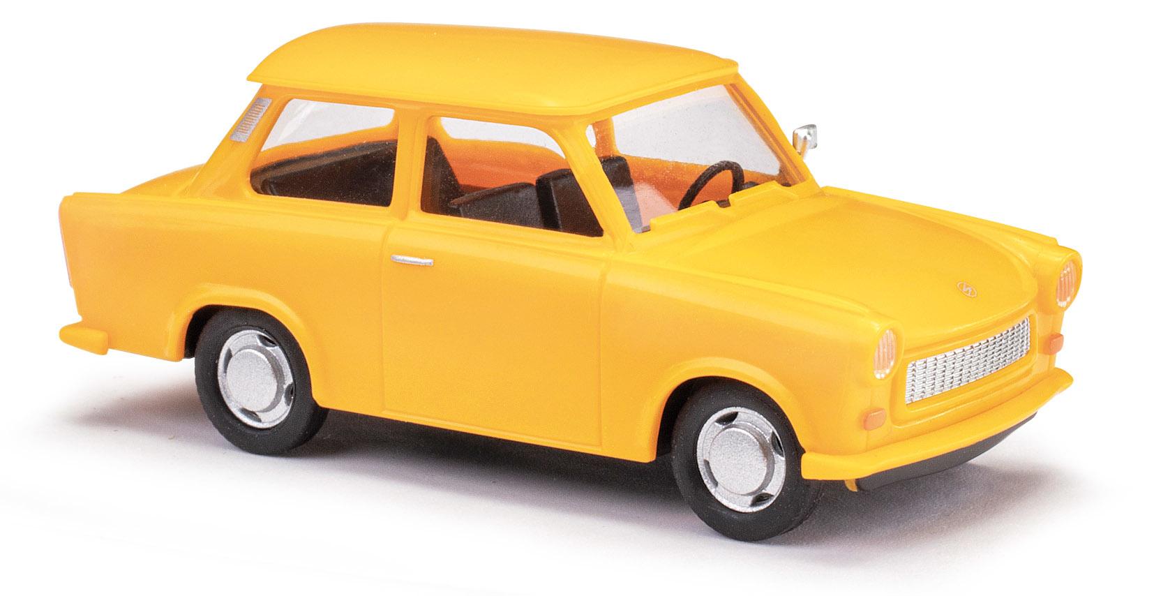 Trabant P601 Limousine, Orange 53100-1