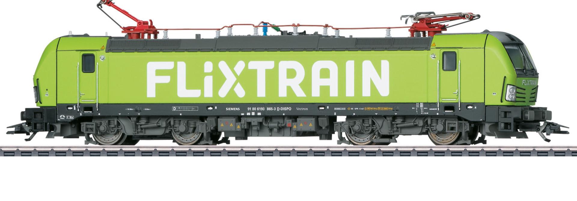 36186 elektrische locomotief BR 193 Vectron ''Flixtrain''