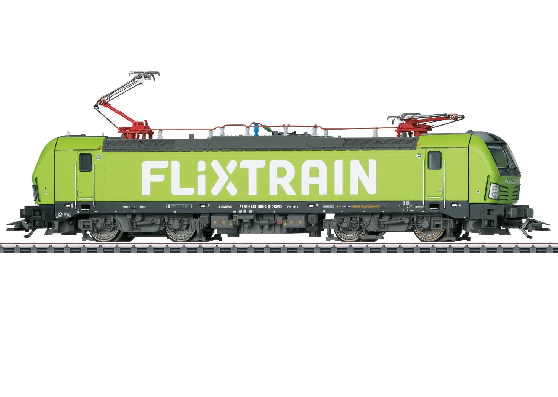 36186 elektrische locomotief BR 193 Vectron ''Flixtrain''-1