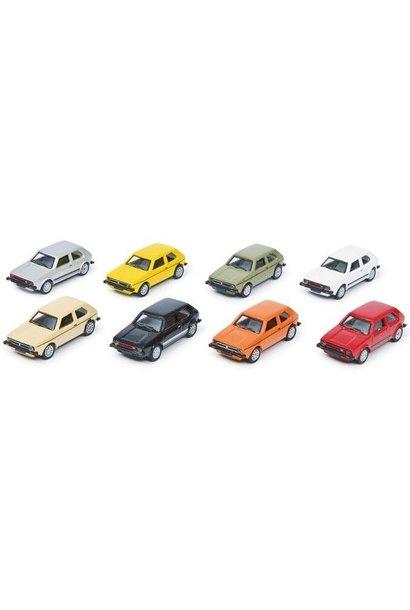 VW Golf I (8 st.)