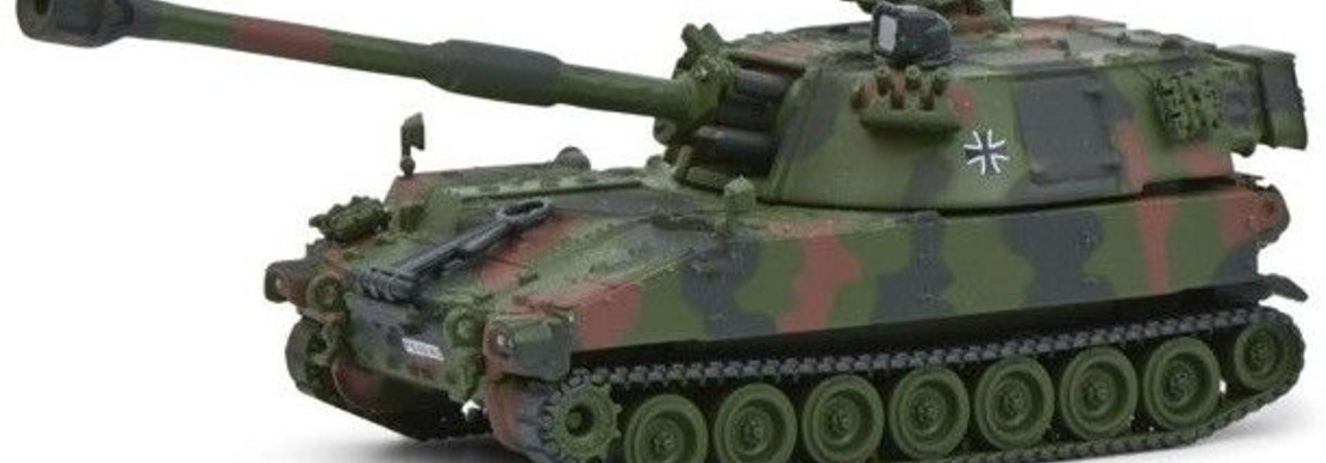 Panzerhaubitze M-109G Bundeswehr