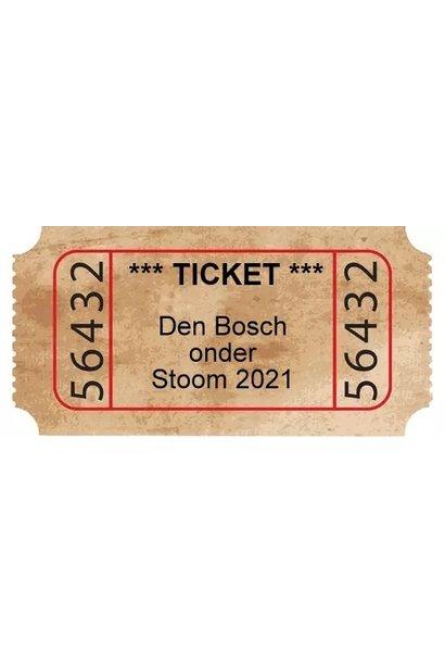 Retour volwassen - Opstap Den Bosch