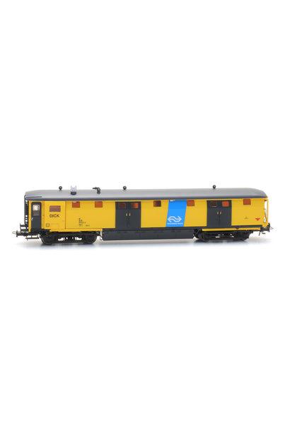 20.249.05 Ongevallenwagen NS geel depot Zwolle