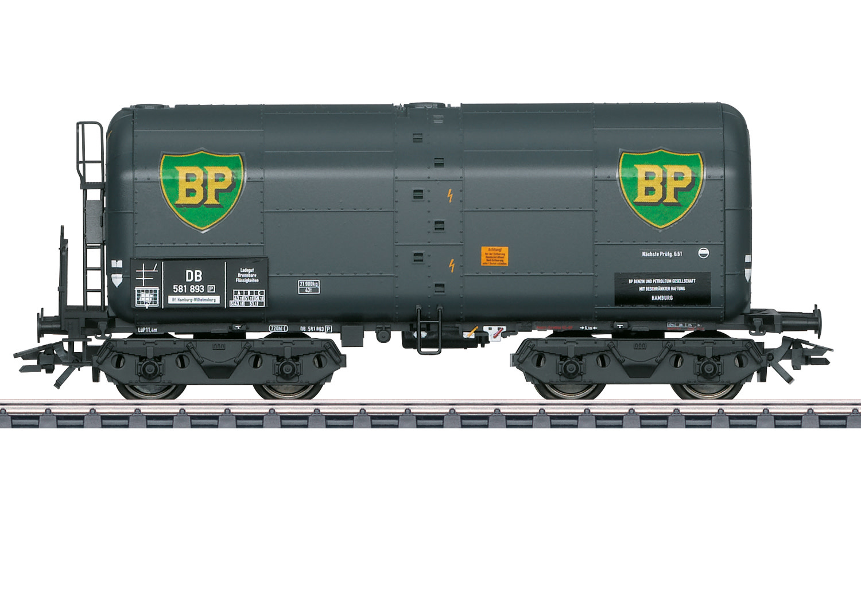 47914 BP tankwagon van de DB - Eurotrain exclusief model 2021-1