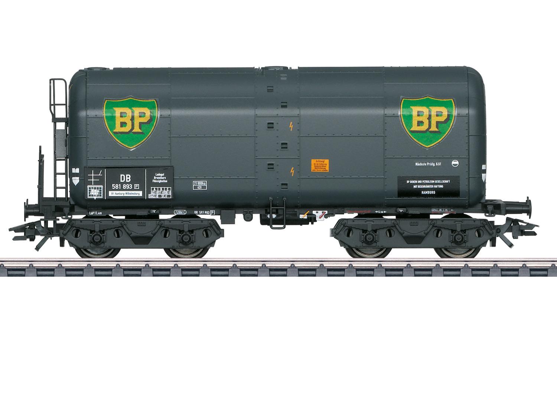 47914 BP tankwagon van de DB - Eurotrain exclusief model 2021-2