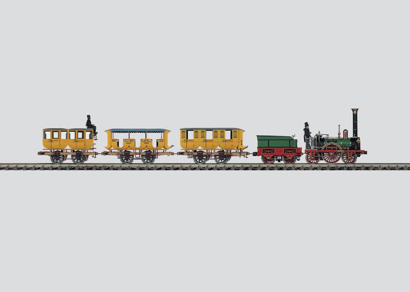 """26350 treinset """"der Adler""""-1"""