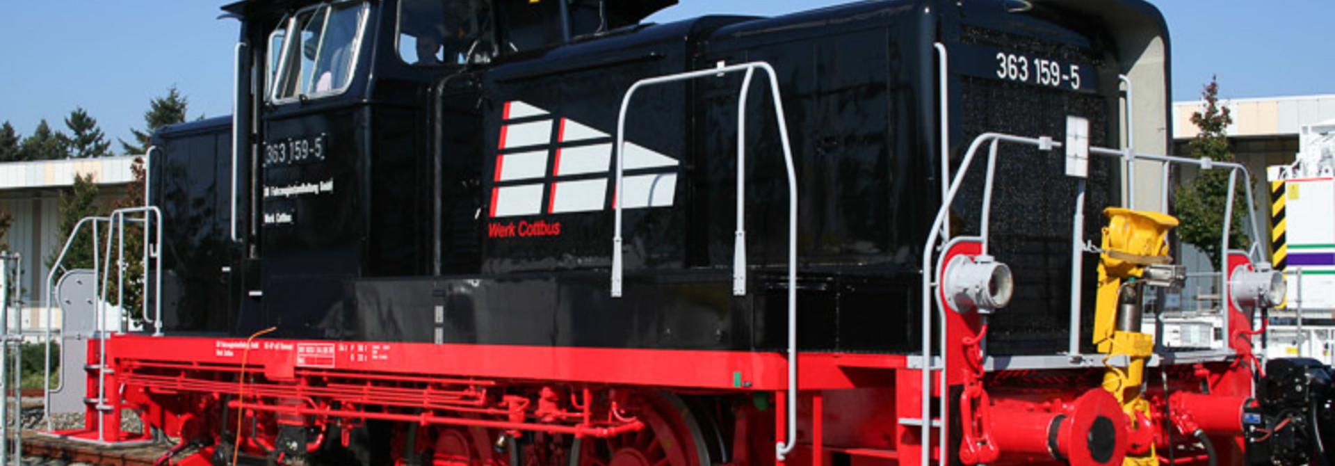 """37625 BR 363 """"Cottbus"""""""