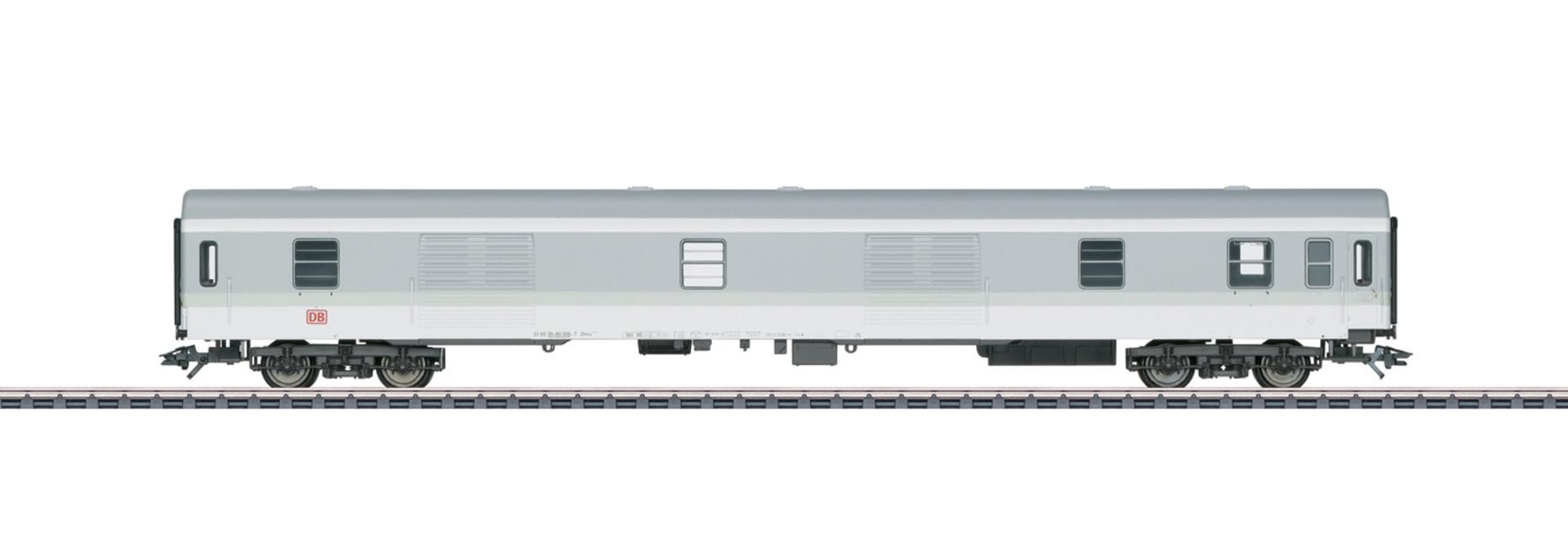 43962 Bagagewagen Dms 905 DB Eurotrain exclusief