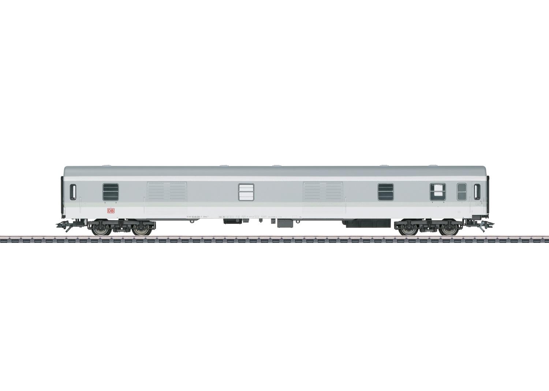 43962 Bagagewagen Dms 905 DB Eurotrain exclusief-1