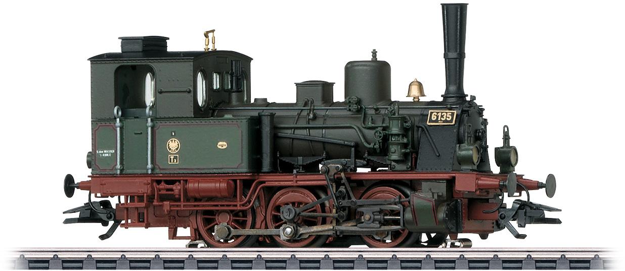 37148 Dampflok T3 van de KPEV-1