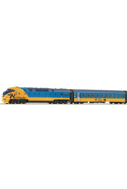 72067 treinstel Northlander (TEE RAm) DCC sound