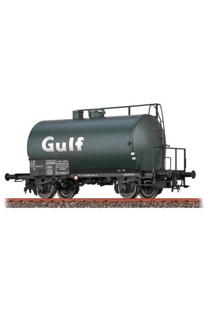 """50016 Spoor H0 Tankwagen Uh """"Golf"""" van de NS, tijdperk IV"""