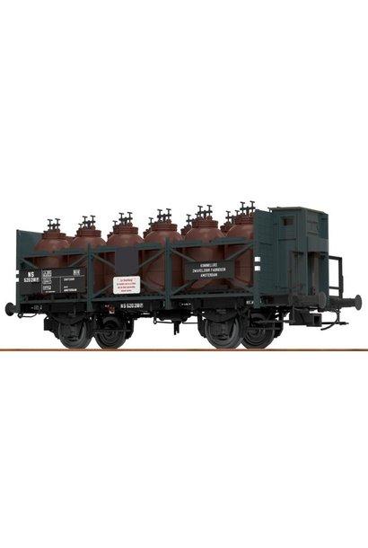 49305 - H0 Säuretopfwagen Z [P] NS, III - Spur H0