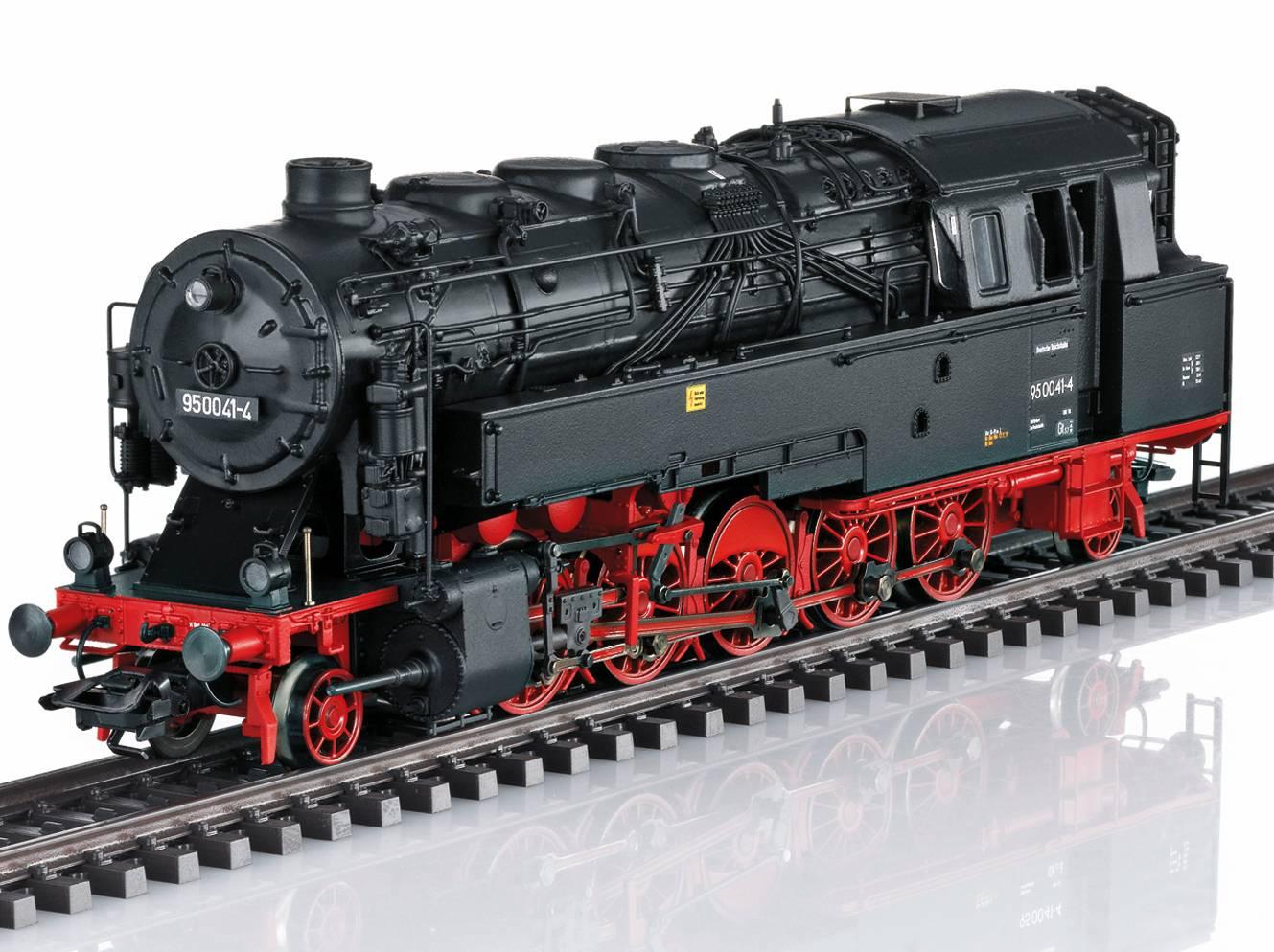 De sterkste stoomloc van de Reichsbahn-1