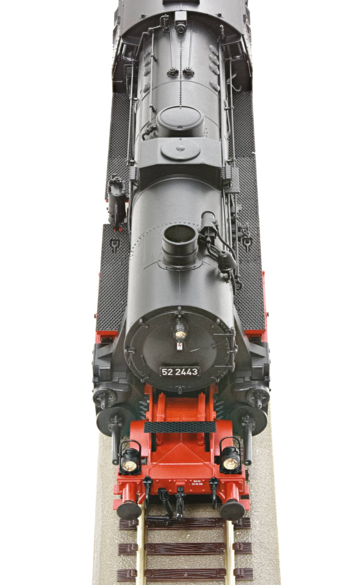 De meest gebouwde stoomlocomotief -2
