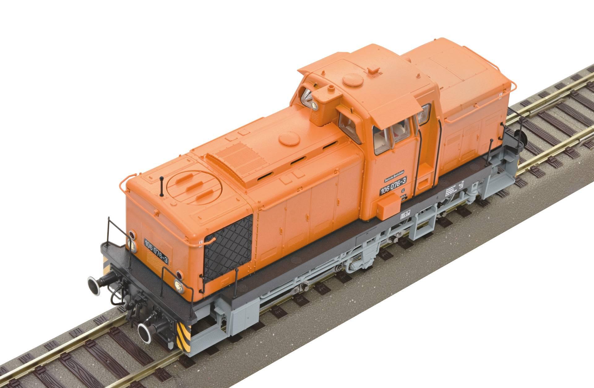 De Oost-Duitse Baureihe 106-2