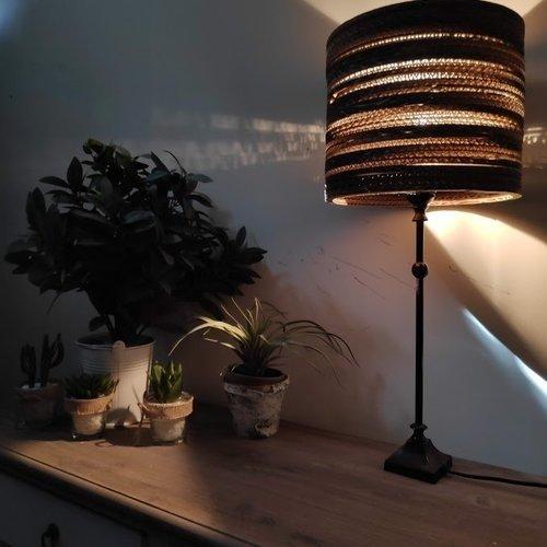 Cardboard Standing Lights