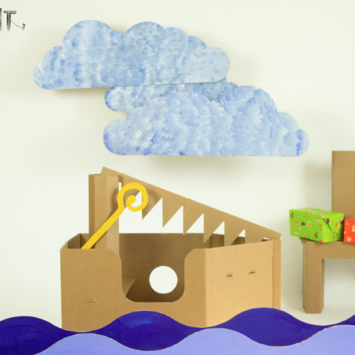 Cardboard Holiday Products