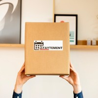 Quarantaine gift box van Staytement
