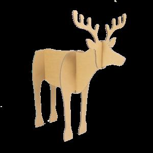 KarTent Set van 2 Rendieren