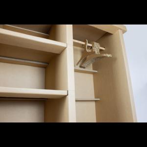 KarTent Kartonnen Toffe Garderobe Kast
