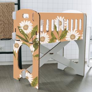 KarTent Baby Crib - Papercrib Sunflower