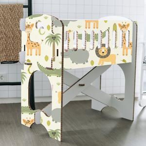 KarTent Baby Crib - Papercrib Safari