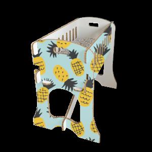 KarTent Babywieg - Papercrib Ananas