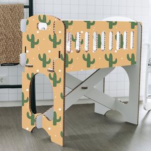 KarTent Baby Crib - Papercrib Cactus