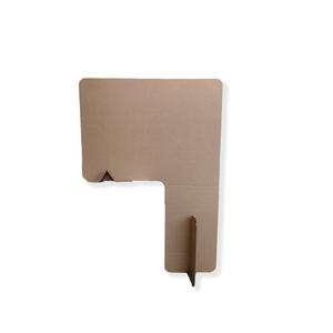 KarTent Cardboard Division Panel for on your desk