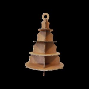 KarTent Cardboard Cupcake Stand