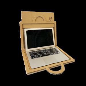 KarTent Cardboard Laptop Sunscreen Briefcase