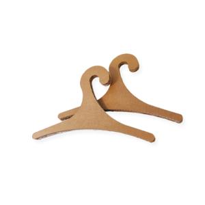 KarTent Cardboard Clothing Hanger x10