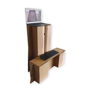 KarTent Ergonomic Standing Desk