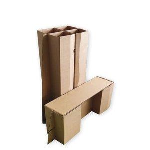 KarTent Cardboard Ergonomic Standing Desk