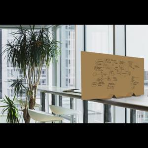KarTent Kartonnen Tussenschot voor Horeca en Kantoor - Basic Laag