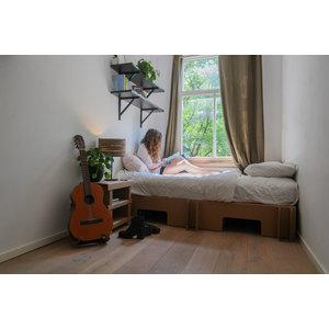 KarTent Duurzaam Boog Bed met Optioneel Lades