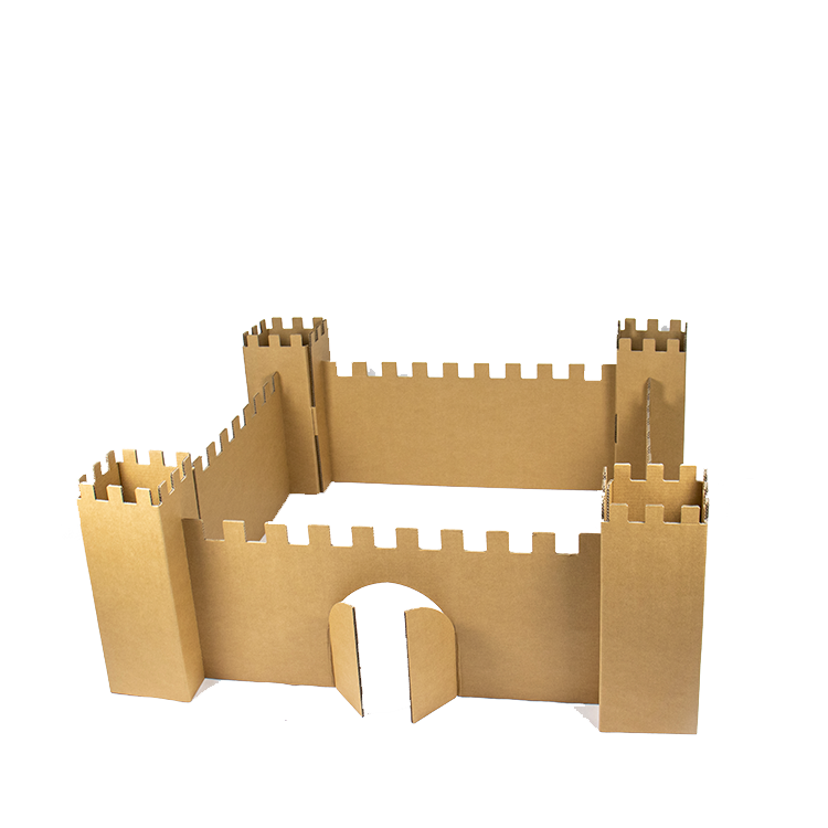 KarTent Cardboard Playing Fortress