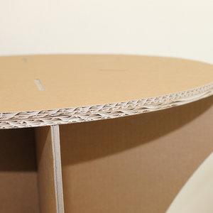 KarTent Cardboard Standing Table