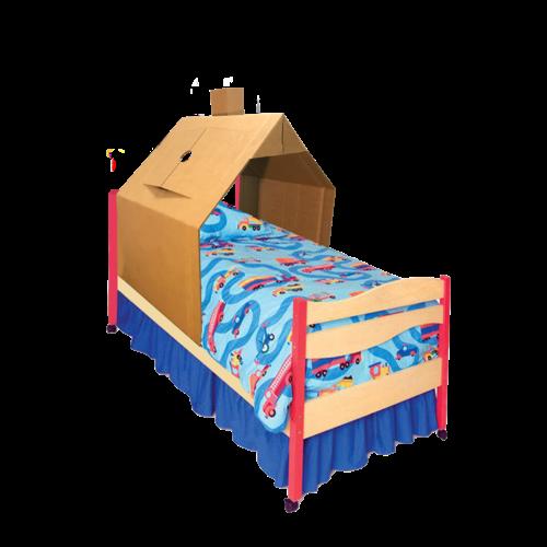 KarTent Kinderbed Huis