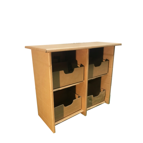 KarTent 2x2 Commode