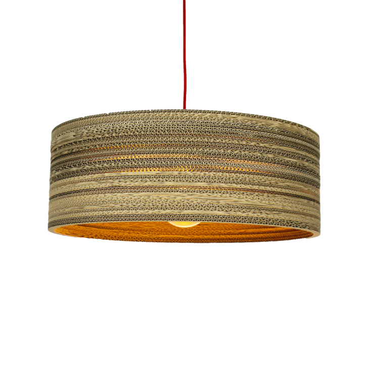 KarTent Kartonnen Tolmin Hanglamp (Maat L)
