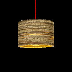 KarTent Kartonnen Tolmin Hanglamp (Maat S)