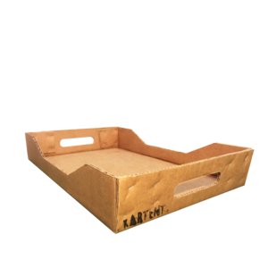 KarTent Cardboard Tray