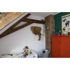 KarTent Cardboard Elephant Head