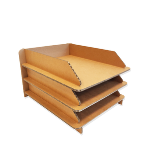 KarTent Cardboard Letter Tray