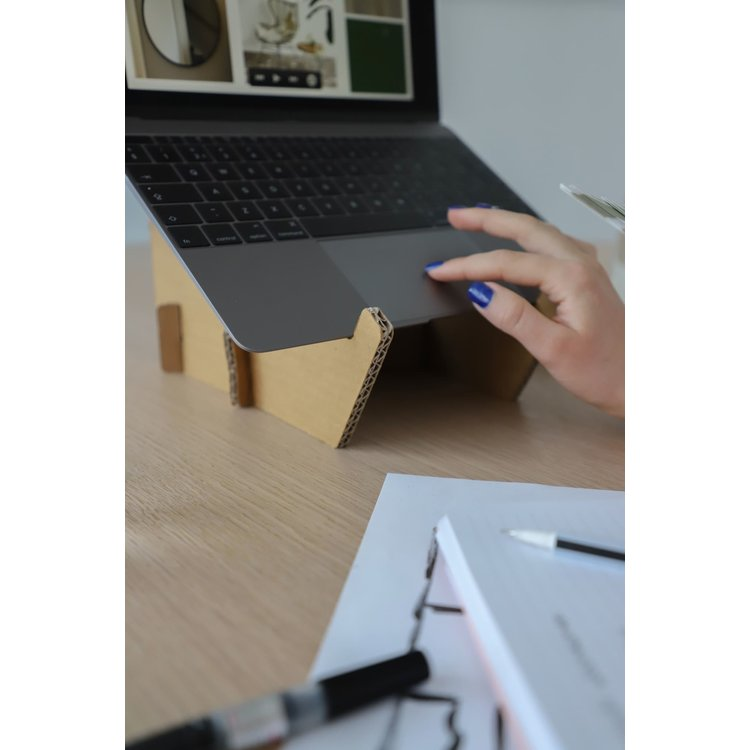 KarTent Cardboard Laptop Stand