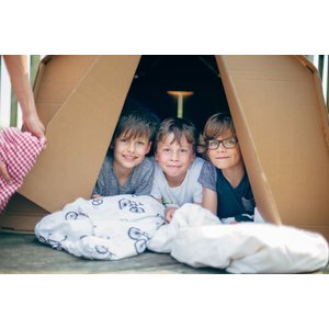 KarTent Cardboard Tent - KarTent