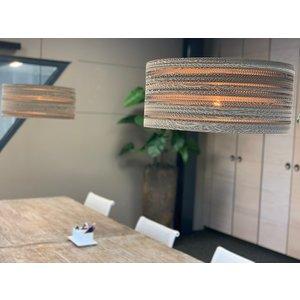 KarTent Cardboard Tolmin Hanging Lamp (Size M)