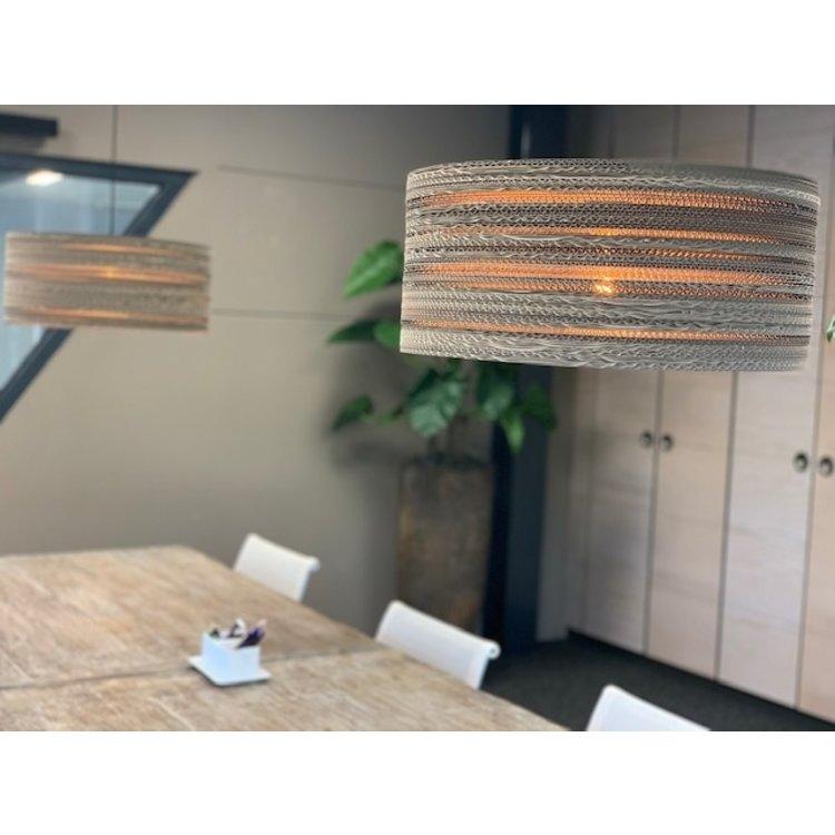 KarTent Cardboard Hanging Lamp Tolmin